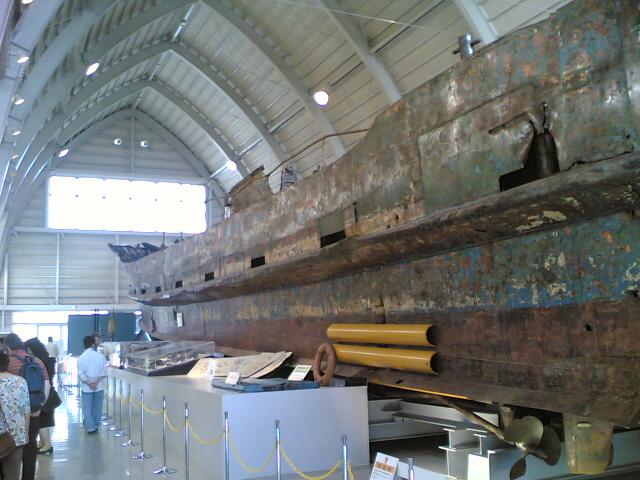 工作船展示館