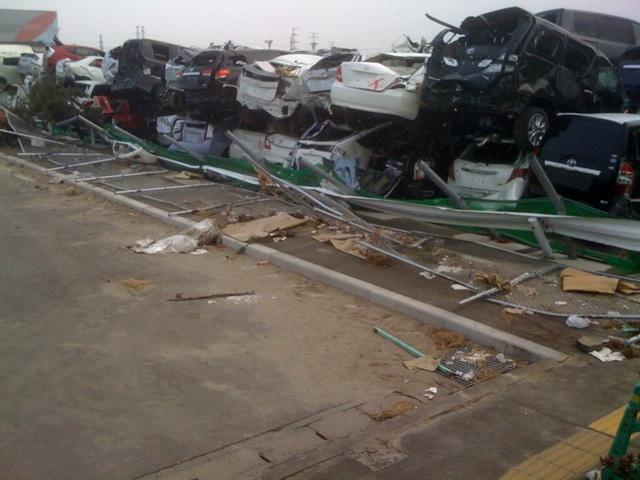 津波被害地域の現状